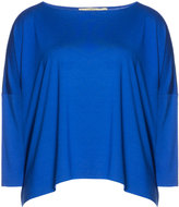 Isolde Roth Plus Size Sigrid wide cut jersey top