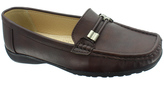 Pierre Dumas Brown Hazel Loafer