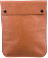 Burberry Pebbled Leather iPad Case