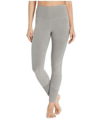 Alo 7/8 High-Waisted Sueded Lounge Leggings