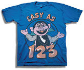 Freeze Sesame Street Count von Count 'Easy As 123' Tee - Toddler & Boys