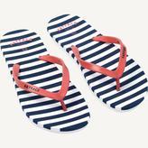 Fat Face Nautical Stripe Flip Flops