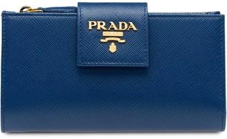 Prada Medium Logo Wallet