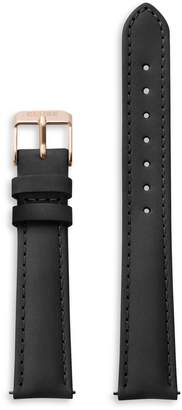 Cluse Womens 16mm Minuit Leather Strap