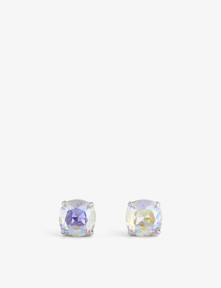Kate Spade Iridescent cubic zirconia stud earrings