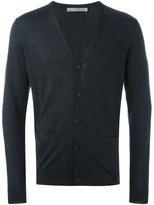 Daniele Alessandrini v neck button down cardigan