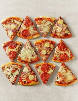 Marks and Spencer Pizza Slice Selection - 12 Slices