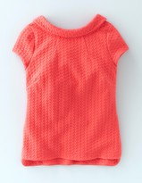Boden Square Jacquard Top