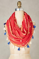 Anthropologie Festival Infinity Scarf