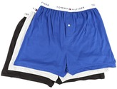 Tommy Hilfiger Cotton Knit Boxer 3-Pack