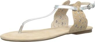 Rosegold Women's Milton T-Strap Sandal