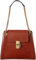 Chloé Annie Medium Leather Shoulder Bag