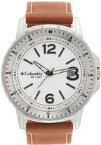 Columbia Men's Ridgeback Leather Watch - CA025-200
