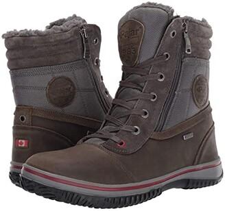 Pajar Trooper 2.0 (Dark Grey) Men's Shoes