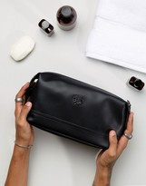 Fred Perry Pique Toiletry Bag