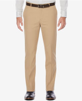 Perry Ellis Men's Slim-Fit Cotton Khakis