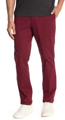 Michael Kors Solid Slim Fit Chino Pants