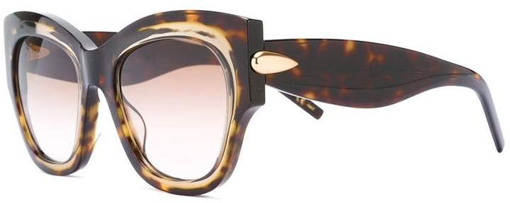 Pomellato round frame sunglasses