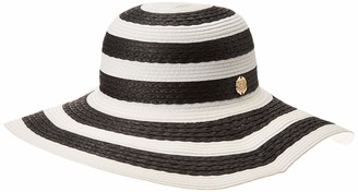 Vince Camuto Women's Woven Straw hat