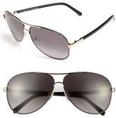 Chloe Chloé 61mm Aviator Sunglasses