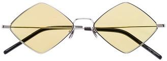 Saint Laurent Eyewear Lisa square tinted sunglasses