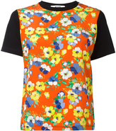 MSGM 'Fantasia Floreale' top - women - Cotton - S