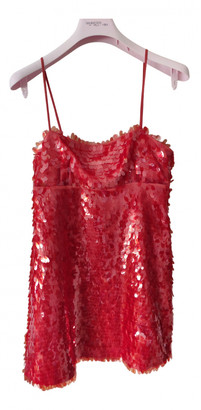 Zara Red Glitter Dresses