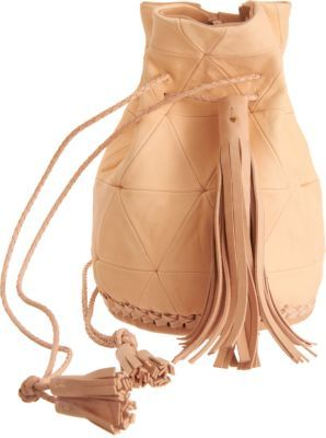 Wendy Nichol Triangle Patchwork Bullet Bag