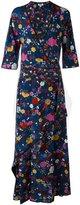 Kenzo 'Tanami' maxi dress - women - Silk - 38