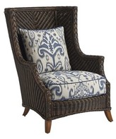 Tommy Bahama Island Estate Lanai Patio Chair with Cushions Outdoor
