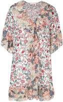 See by Chloe printed floral dress - women - Silk - 36