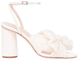 Loeffler Randall Camellia Knotted Sandals