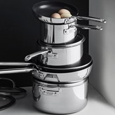 Williams-Sonoma Williams Sonoma Professional Stainless-Steel Nonstick 10-Piece Cookware Set