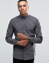 Jack and Jones Slim Long Sleeve Slim Smart Shirt