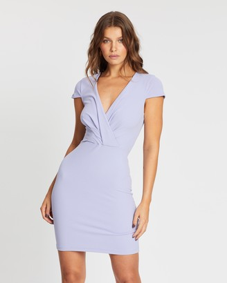 Atmos & Here Mya Cross Front Dress