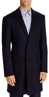 Giorgio Armani Emporio Wool & Cashmere Classic Fit Overcoat