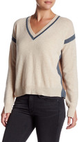 Cullen Cashmere V-Neck Sweater