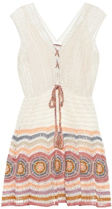 Anna Kosturova Janice crochet dress
