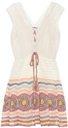 Anna Kosturova Janice crochet dress