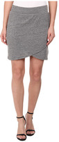 Alternative Eco Jersey Wrap Skirt