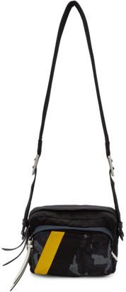 Prada Black Camo Bag