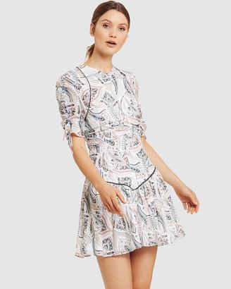 Stevie May Saffron Mini Dress