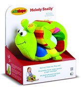 Edushape Melody Snaily Baby Toy by