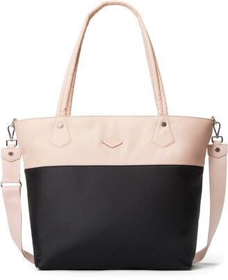 MZ Wallace Large Soho Colorblock Nylon Tote