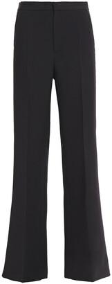 Philosophy di Lorenzo Serafini Crystal-embellished Crepe Flared Pants