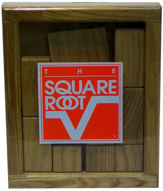 The Square Root Brain Teaser Puzzle