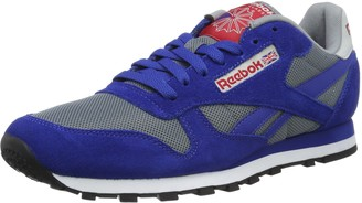 Reebok Men's Classic Sport Clean Low-Top Sneakers