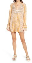 Thumbnail for your product : Free People Fallin Into You Long Sleeve Tunic Dress