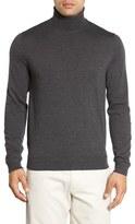 Men's John W. Nordstrom Wool Turtleneck Sweater