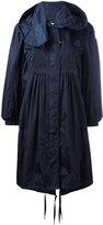 Moncler Cabannes mid-length coat - women - Nylon/Polyamide/Polyester - 0